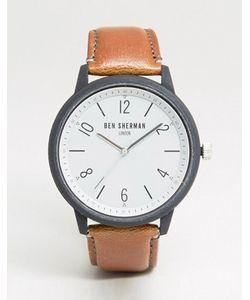 Ben Sherman | Часы Со Светло-Коричневым Кожаным Ремешком Wb050wt