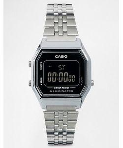 Casio | Цифровые Часы Мини С Черным Циферблатом La680wea