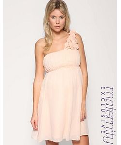 ASOS Maternity | Платье На Одно Плечо Эксклюзивно Для