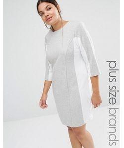 Carmakoma | Цельнокройное Платье С Контрастными Вставками