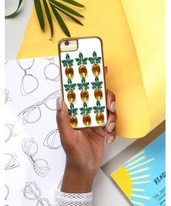 Skinnydip | Pineapple Jewel Iphone 6/6s/7 Case