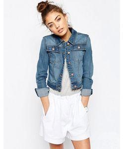 Asos | Синяя Джинсовая Куртка