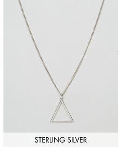 Serge DeNimes | Серебряное Ожерелье Английской Пробы С Подвеской Serge De Nimes 925