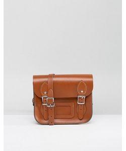 Leather Satchel Company | Маленькая Светло-Коричневая Сумка Сэтчел