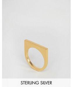 Pieces | Позолоченное Кольцо Julie Sandlau Janu