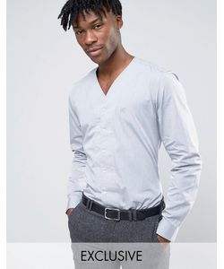 Hart Hollywood | Узкая Рубашка С V-Образным Вырезом