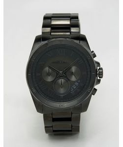 Michael Kors | Черные Часы Из Нержавеющей Стали Brecken Mk8482 Черный