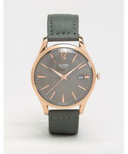 Henry London | Серые Часы Finchley Hl39-S-0120 Серый