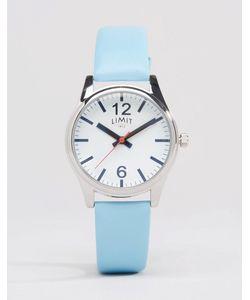 Limit | Часы С Голубым Ремешком 6182.37 Синий