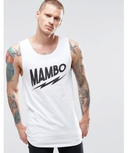 Mambo | Майка Bolt Белый