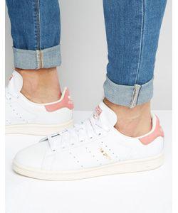 adidas Originals | Белые Кроссовки Stan Smith S80024 Белый