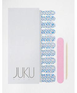 JUKU Nails | Накладные Ногти С Принтом Конфетти