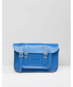 Leather Satchel Company   Портфель The Синий Oxford