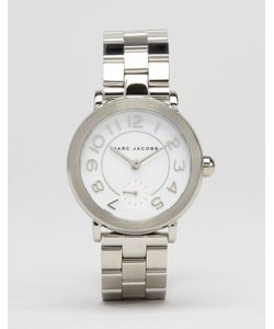 Marc Jacobs | Часы Riley Mj3469 Серебряный