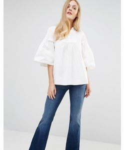 Mih Jeans | Топ M.I.H Jeans May Белый