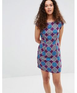 Jasmine | Платье С Рукавами-Оборками Серый