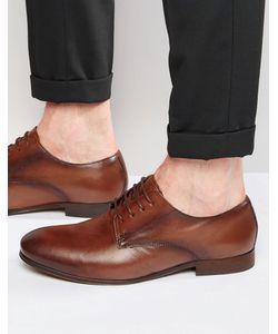 Hudson London | Кожаные Туфли Дерби Champlain Коричневый