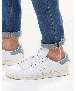 adidas Originals | Белые Кроссовки Stan Smith S80025 Белый