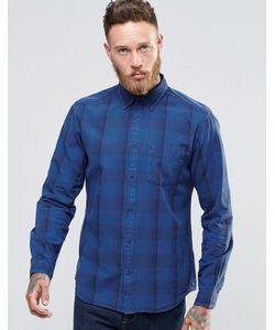 Wrangler | Клетчатая Рубашка На Пуговицах Limoges
