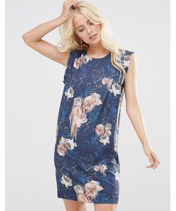 Y.A.S. | Цельнокройное Платье С Цветочным Принтом Y.A.S Edgecliff Aop