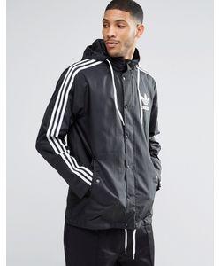 adidas Originals | Ветровка Adicolour Ay7928 Черный