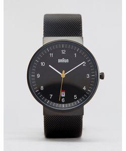 Braun | Классические Черные Часы Черный