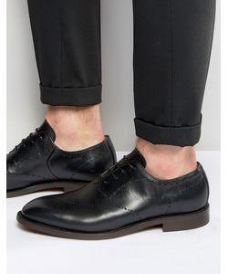 Hudson London   Кожаные Туфли Twain Черный
