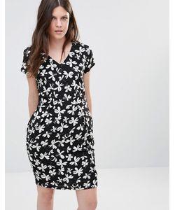 Poppy Lux | Платье-Тюльпан Tarsha Черный