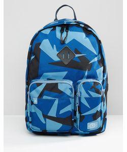 Parkland | Синий Камуфляжный Рюкзак Academy 32l Синий