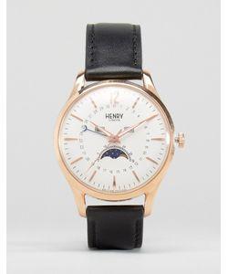 Henry London | Часы С Индикатором Даты И Фаз Луны Richmond