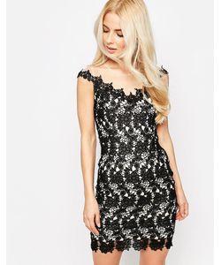 Sistaglam | Кружевное Платье Grace