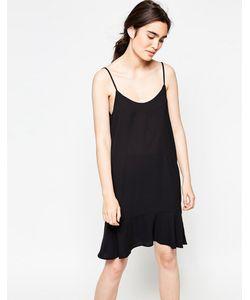 Minimum | Свободное Платье Estha Черный