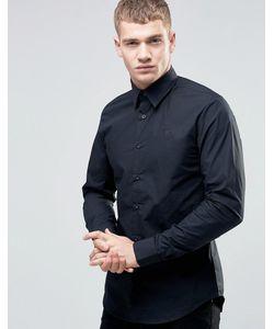 G-Star | Рубашка Слим Черный