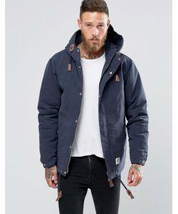 Fat Moose | Темно-Синяя Куртка Sailor Темно-Синий