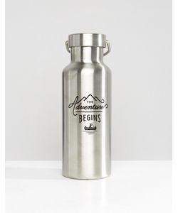 Gentlemen's Hardware | Бутылка Для Воды Из Нержавеющей Стали Мульти