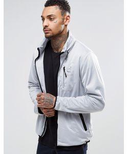 Your Own | Куртка На Молнии С Отделкой Декоративным Кантом Серый