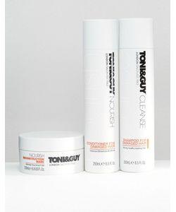 Toni & Guy | Набор Средств Для Ухода За Поврежденными Волосами