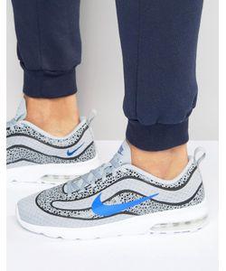 Nike | Серые Кроссовки Air Max Mercurial R9 818675-004 Серый