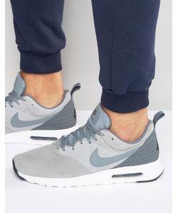 Nike | Серые Кроссовки Air Max Tavas Ltr 802611-012 Серый