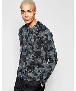Nike | Серый Свитшот Tk 823501-021 Серый