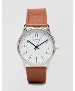 Limit | Часы Со Светло-Коричневым Ремешком Эксклюзивно Для Asos Рыжий