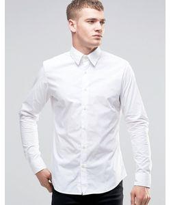 G-Star | Рубашка Слим Белый