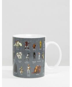 Gifts | Кружка Star Wars Мульти