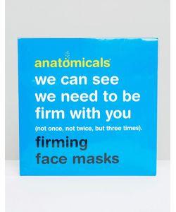 Anatomicals | 3 Укрепляющие Маски Для Лица We Can See We