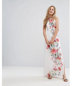 Uttam Boutique | Платье Макси С Цветочным Принтом