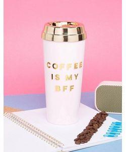 BAN DO | Дорожная Кружка С Надписью Coffee Is My Bff Ban.Do