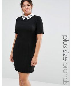 Lovedrobe | Цельнокройное Платье Черный