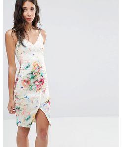 Twin Sister | Платье Миди Spring Haze