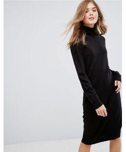 JDY | Трикотажное Платье С Длинными Рукавами