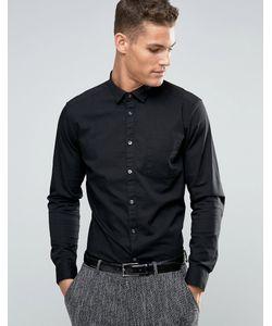 Esprit | Эластичная Рубашка Черный